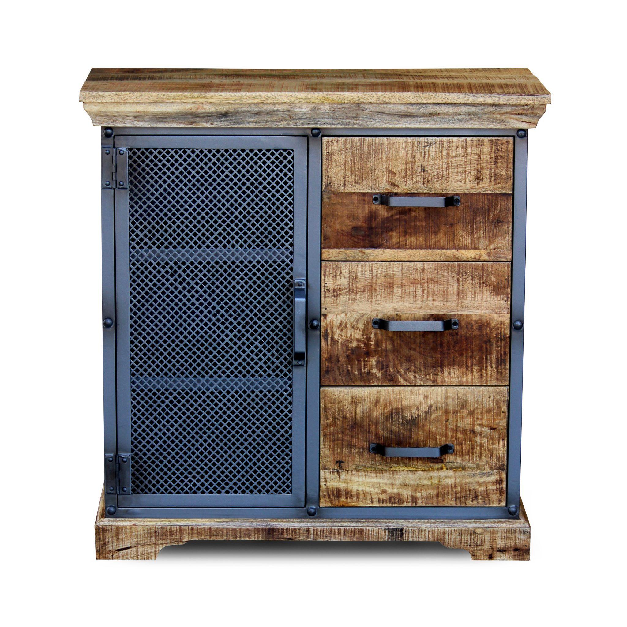 Amereli Small Sideboard Chesterfield The Ashgate Furniture Company